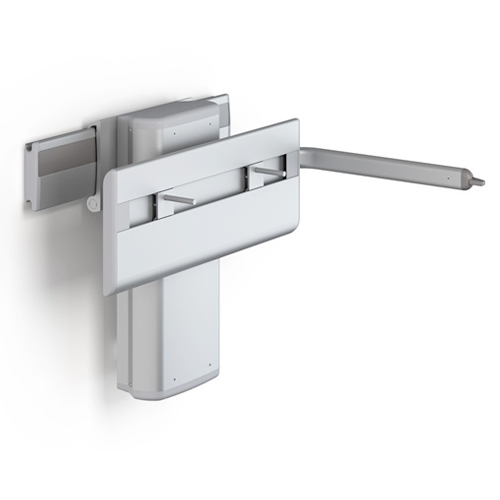 PLUS sink bracket, pneumatic-assisted