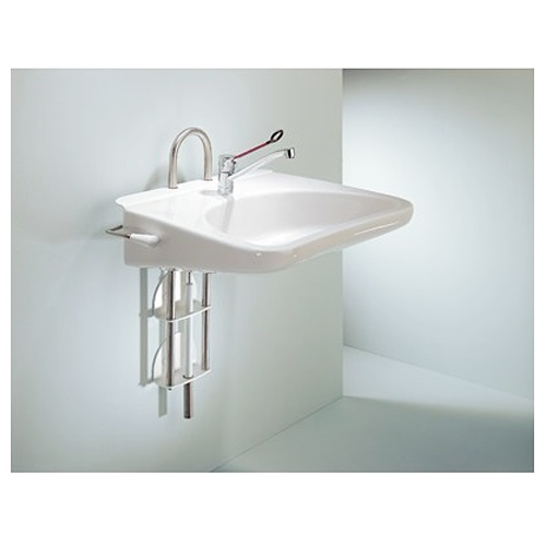 Wall mounting bracket for sink
