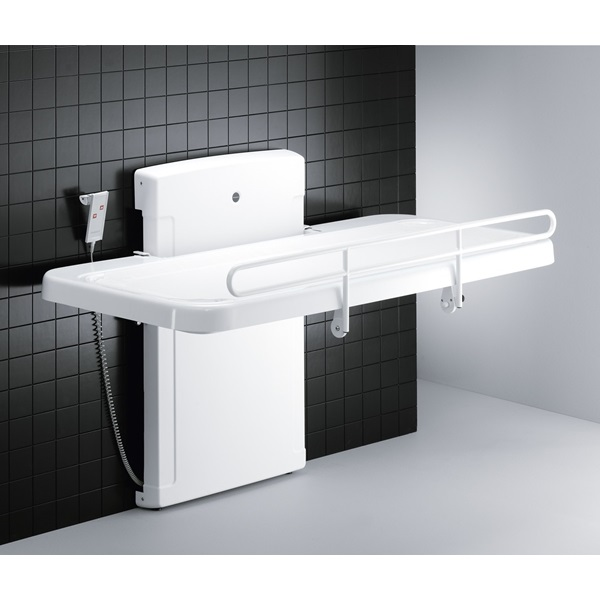 Adult Changing Table 3000, Electrically height adjustable