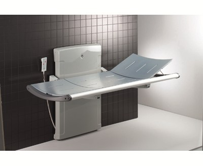 Adult Changing Table 2000, electrically height adjustable